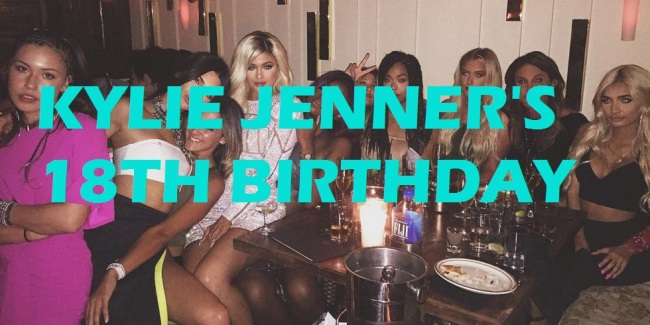 kylie jenner 18th birthday group pic get the look fashion style outfit