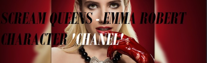 scream queens emma roberts character chanel oberlin get the look fashion style