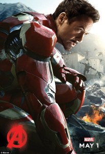 avengers: age of ultron robert downey jr. 2015 girlaboutfilm.com