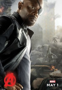 avengers: age of ultron samuel l jackson 2015 girlaboutfilm.com