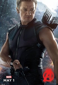 avengers: age of ultron jeremy renner 2015 girlaboutfilm.com