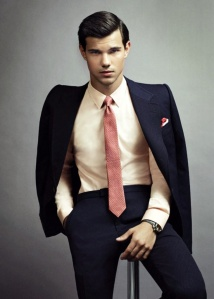 Taylor Lautner as Manny Ribera in scarface remake