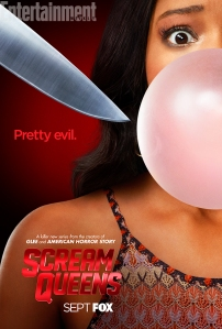 fox scream queens poster 2015 2