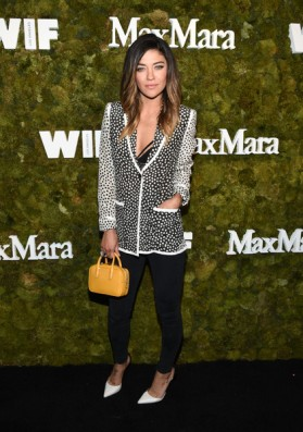 jessica szohr women in film max mara