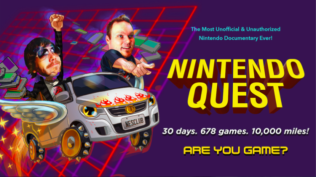 nintendo quest film review