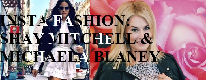 SHAY MITCHELL AND MICHAELA BLANEY BOOK FASHION BLISS BOOK PROLOGUE READ FIRST CHAPTER