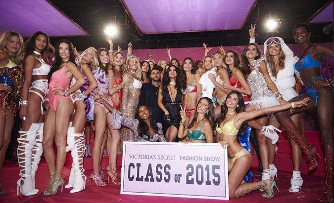 Victorias Secrets 2015 class of 2015